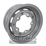 Roda de aço aro 15 Mod. 5,5´ para VW Fusca 1200 e 1300