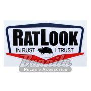 Adesivo modelo Rat look in Rust i Trust
