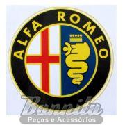 Adesivo modelo Alfa Romeo