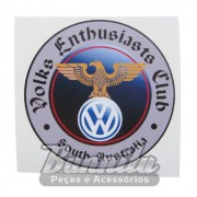 Adesivo modelo Volks Enthusiasts Club  - South Australia
