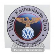 Adesivo modelo Volks Enthusiasts Club  - South Australia