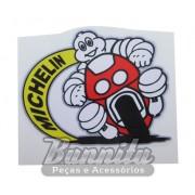 Adesivo modelo - Mascote da Michelin