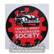 Adesivo modelo - VW Central Jersey Volkswagen Society