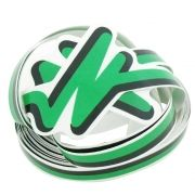 Adesivo filete da lateral na cor verde para VW Fusca 1993 à 1996