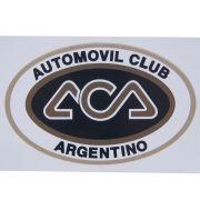 Adesivo modelo ACA - Automovil Club Argentino