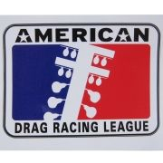 Adesivo modelo American Drag Racing League