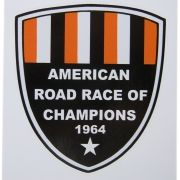 Adesivo modelo American Road Race of Champions 1964