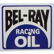 Adesivo modelo Bel-Ray Racing Oil