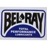 Adesivo modelo Bel Ray - Total Performance Lubrificants