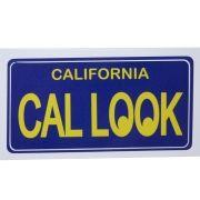 Adesivo modelo Cal Look California