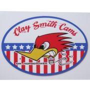 Adesivo modelo Clay Smith Cams - Mr. Horsepower