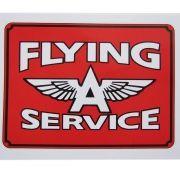 Adesivo modelo Flying A Service