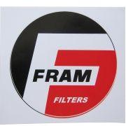 Adesivo modelo Fram Filters