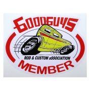 Adesivo modelo - Good Guys Member
