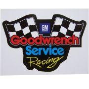 Adesivo modelo Goodwrench Service Racing GM
