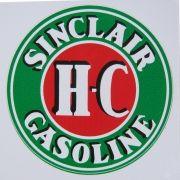 Adesivo modelo H-C - Sinclair Gasoline