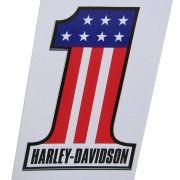 Adesivo modelo Harley-Davidson