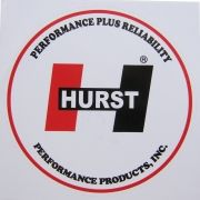 Adesivo modelo Hurst Performance Plus Realiability