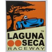 Adesivo modelo Laguna Seca - RaceWay