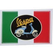 Adesivo modelo Lambreta Vespa