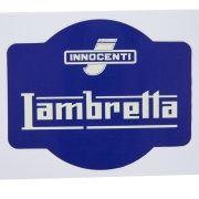 Adesivo modelo Lambretta - Innocenti