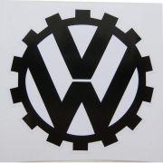 Adesivo modelo Logo alemão antigo VW