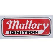 Adesivo modelo Mallory Ignition