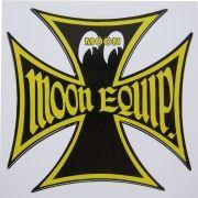 Adesivo modelo Moon Equip. - Cruz de Malta