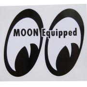Adesivo modelo Moon Equipped