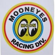 Adesivo modelo Moon Eyes Racing Div.