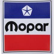 Adesivo modelo Mopar Chrysler