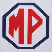 Adesivo modelo MP Lafer