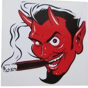 Adesivo modelo Mr. Devil
