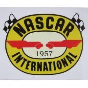 Adesivo modelo Nascar International 1957