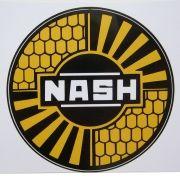 Adesivo modelo Nash
