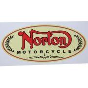 Adesivo modelo Norton Motorcycle