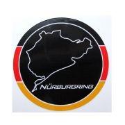 Adesivo modelo - Nürburgring