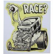 Adesivo modelo Race? By Ed Roth
