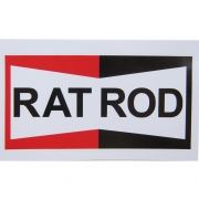 Adesivo modelo Rat Rod