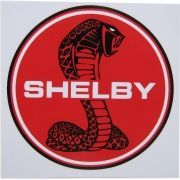 Adesivo modelo Shelby Cobra