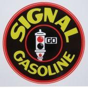 Adesivo modelo Signal Gasoline