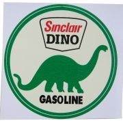 Adesivo modelo Sinclair Dino Gasoline