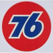 Adesivo modelo Union Gasoline 76