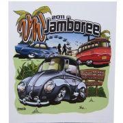 Adesivo modelo VW Jamboree 2011