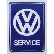 Adesivo modelo VW Service