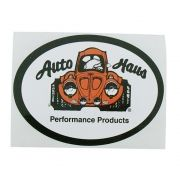 Adesivo original da Empi modelo Auto Haus Performance Products