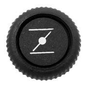 Botão de afogador para painel do VW Fusca, Passat, Kombi, Brasília e Variant
