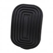 Capa de borracha do pedal de freio e embreagem para VW Fusca, Kombi e Karmann Ghia