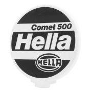 Capa de proteção para farol de milha ou auxiliar Modelo Hella Comet 500