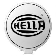 Capa de proteção para farol de milha ou auxiliar Modelo Hella Comet 500 na cor branca
